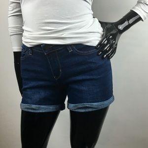 Levi's Shorts w/ Cuffs